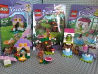 Lego 41023 41024 41025 Friends serie 3 – Collectibles Series