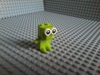 Lego Rana Frog
