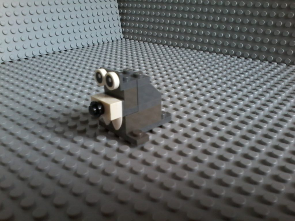 Lego Foca Tricheco Seal Morse