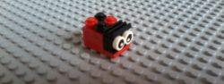 Lego Coccinella Ladybug