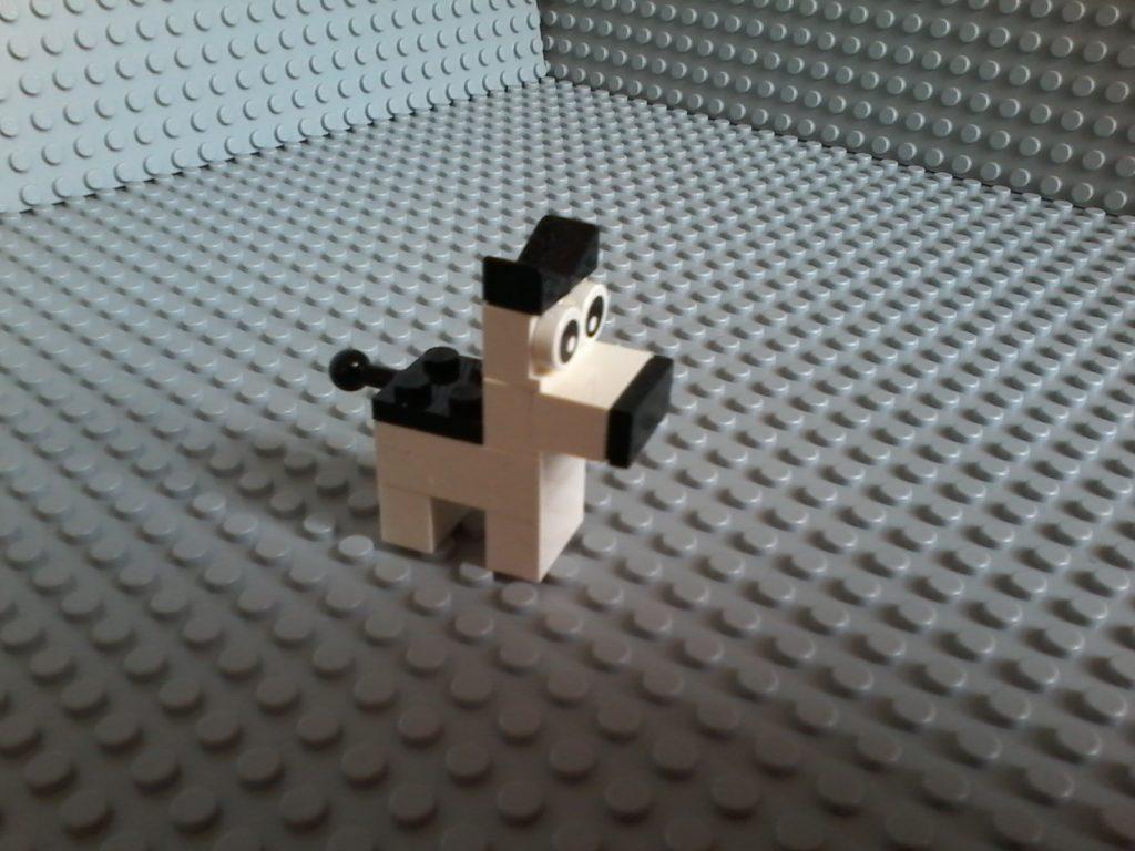 Lego Cane Dog