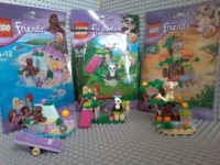 Lego 41047 41048 41049 Friends serie 6 - Collectibles series Lego October 2014