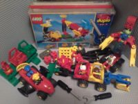 Lego 2945 Duplo Toolo