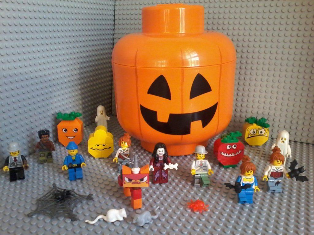 Lego Halloween Happy Halloween!