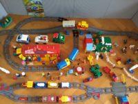 Lego 5608 Duplo Train