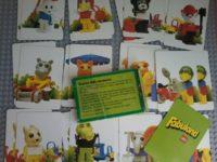 Lego Fabuland Memory Cards