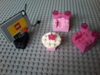 Lego living room sala tv