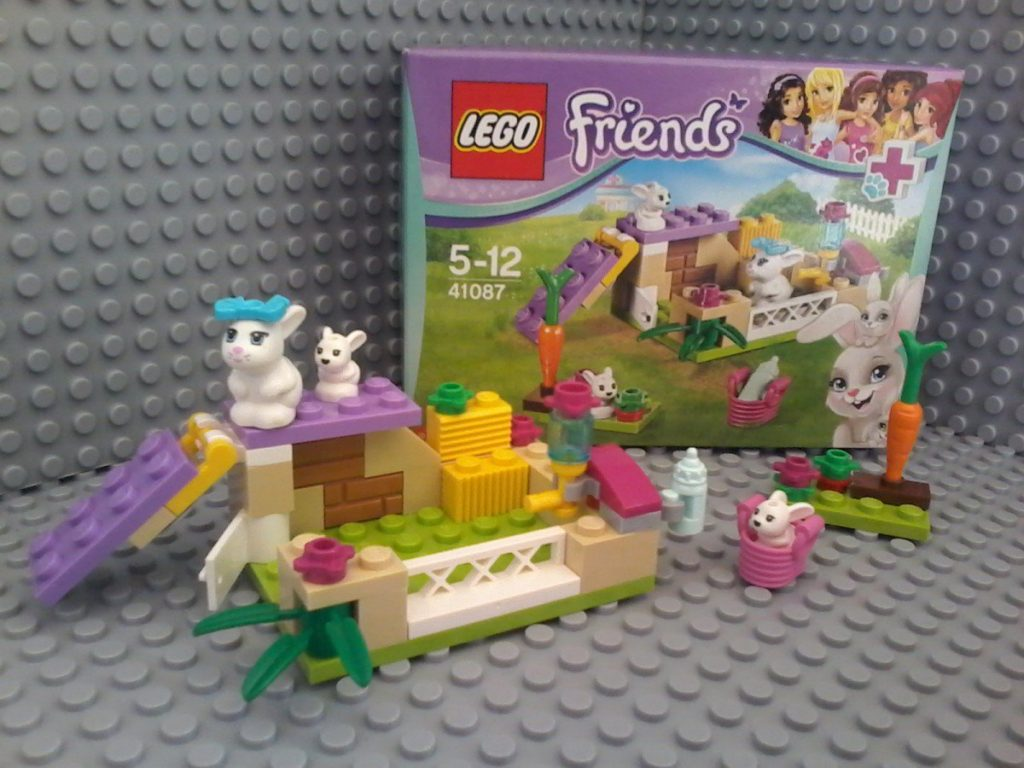 Lego 41087 Rabbit Puppies