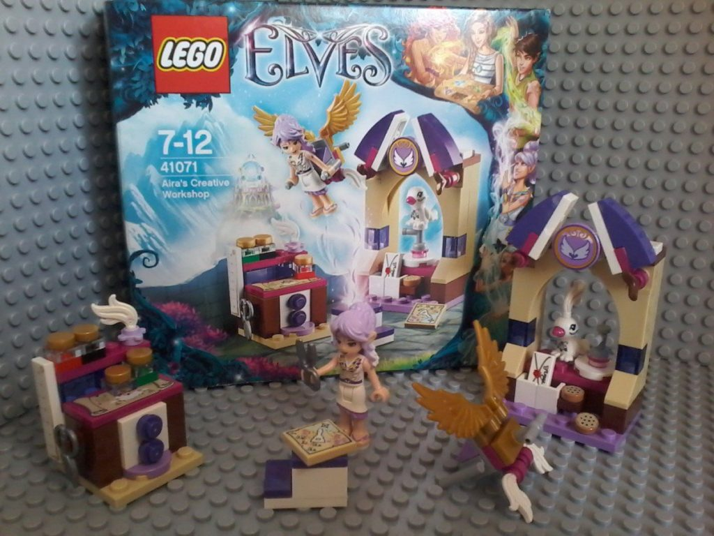 Lego 41071 Elves Aira workshop