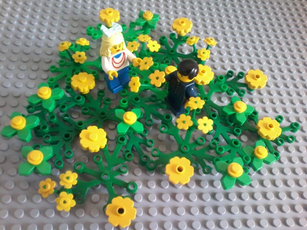 Lego Women's day 8 March - Wishes to all Womens in the world! Festa della donna - AUGURI A TUTTE LE DONNE DEL MONDO!