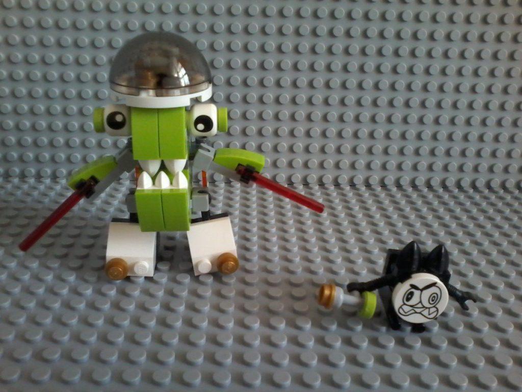 Lego Mixels Series 4 ROKIT