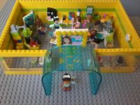 Lego Friends Beauty Shop Salon