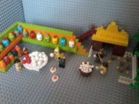 Lego Easter Eggs