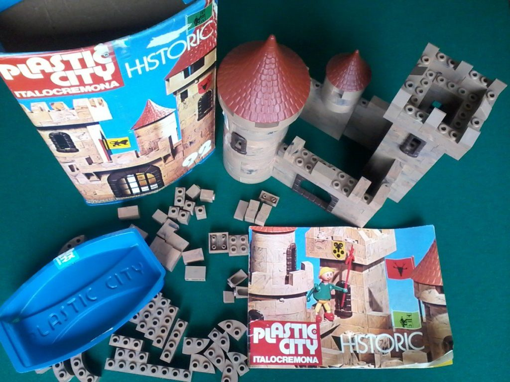 Plastic City 92 - Historic Series Italocremona Year 1983