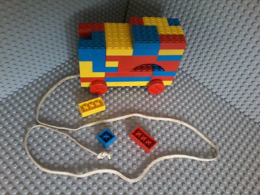 Lego Minitalia 12 Lego 1978