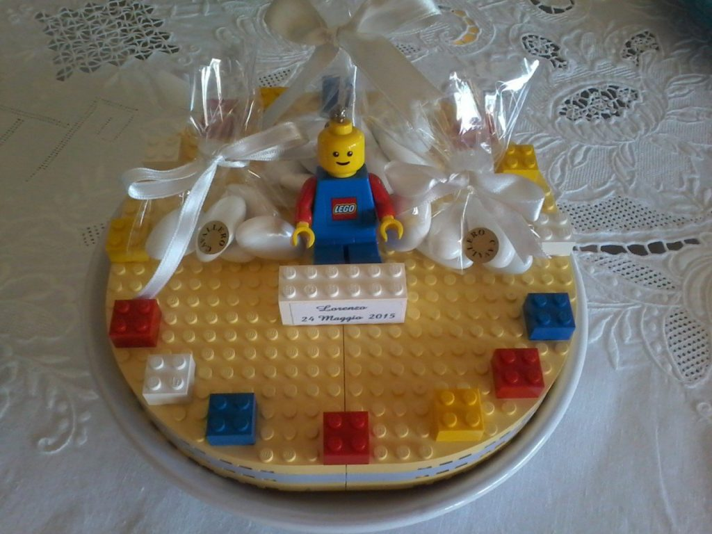 Lego Celebration Cake