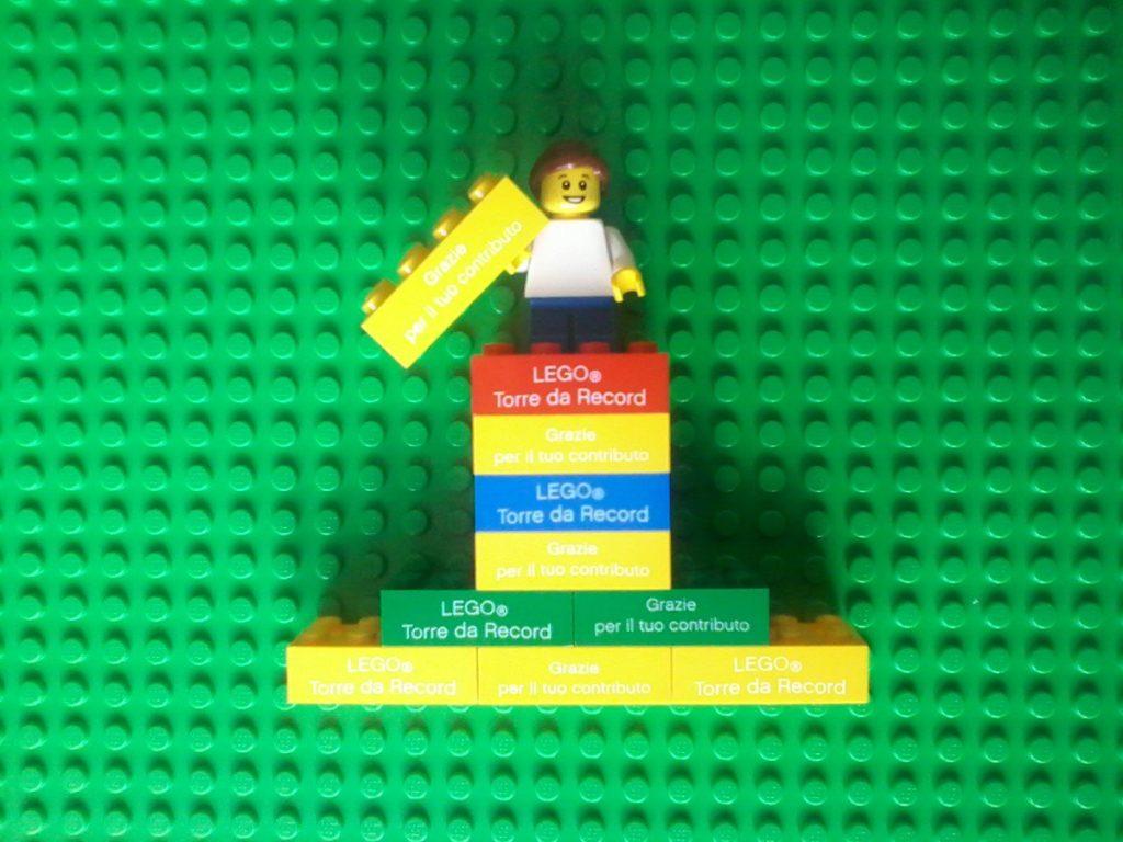 Lego Torredarecord Event Gadget Milano 17-21 Giugno 2015