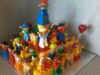 Lego Duplo birthday cake – Torta di Compleanno