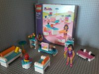 Lego 5943 Bellville Interior designer