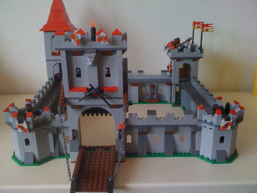 Castello giocabile - Playable Castle