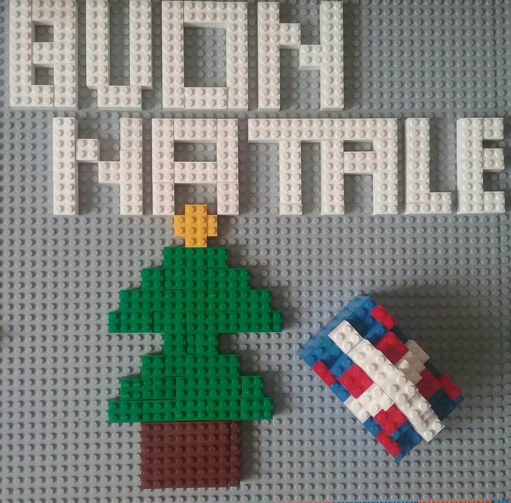 Lego Merry Christmas - Buon Natale
