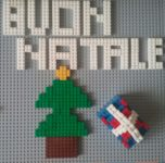 Lego Merry Christmas – Buon Natale