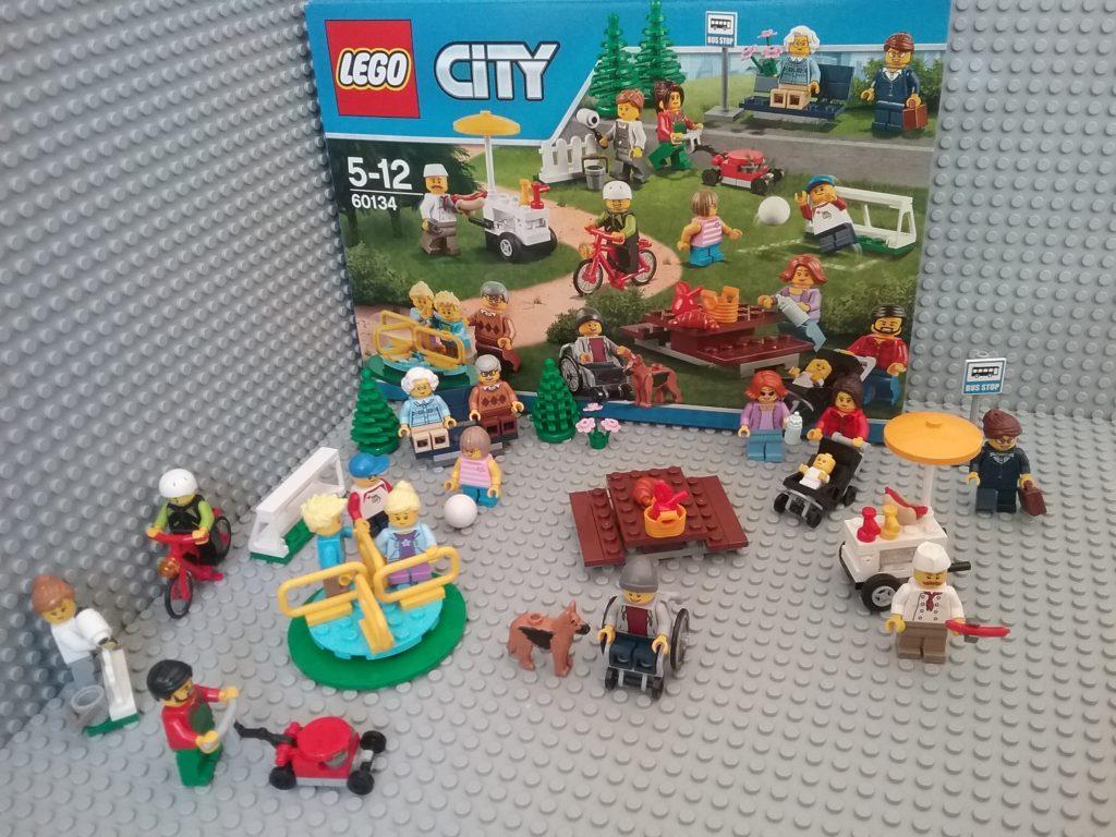 Lego City 60134  Lego December 2016