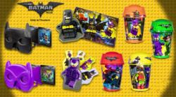 Lego Batman Movie – Happy meal Mc Donald