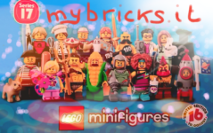 Lego 71018 Minifigures Serie 17 – Collectibles Series