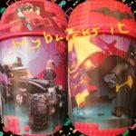 Lego Robin & Batman & Catwomen Cup– Happy Meal Mc Donald