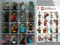 Lego 8827 Minifigures Serie 6 - Collectibles Series Lego March 2012