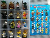 Lego 8684 Minifigures Serie 2 - Collectibles Series Lego December 2010
