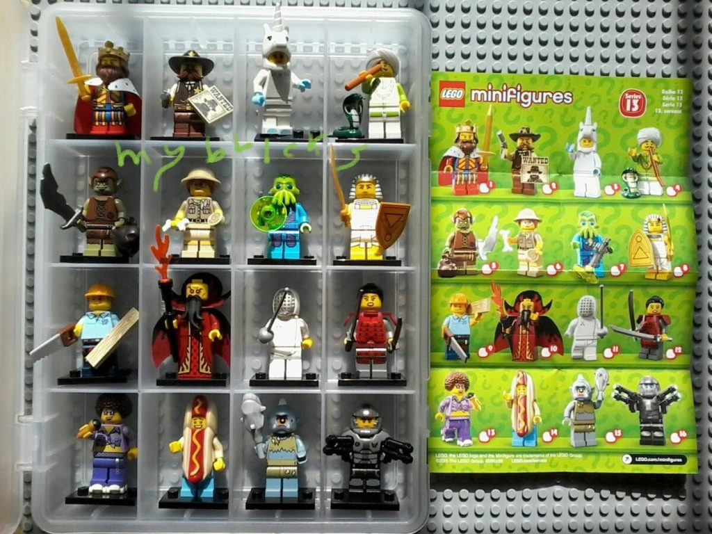 Lego 71008 Minifigures Serie 13 - Collectibles Series February 2015
