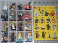 Lego 71013 Minifigures Serie 16 - Collectibles Series Lego September 2016