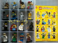 Lego 8683 Minifigures Serie 1 - Collectibles Series Lego June 2010