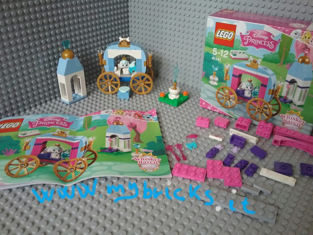 Lego 41141 Disney princess palace pet