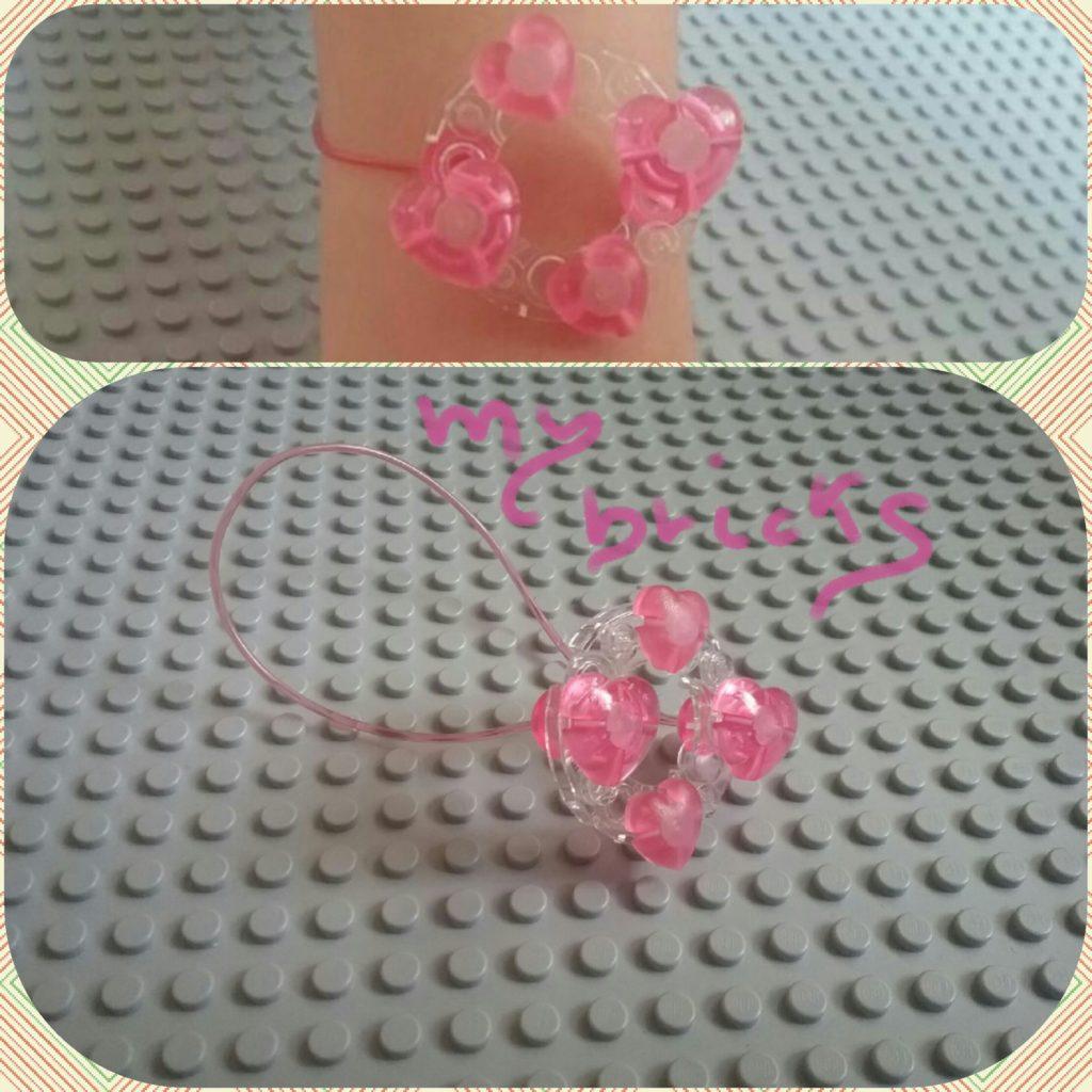 Lego Jewelry - Bracelet jewel