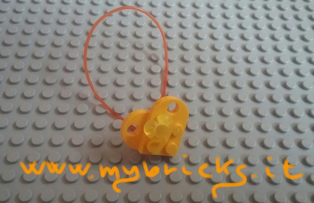 Lego Jewelry - Bracelet heart jewel