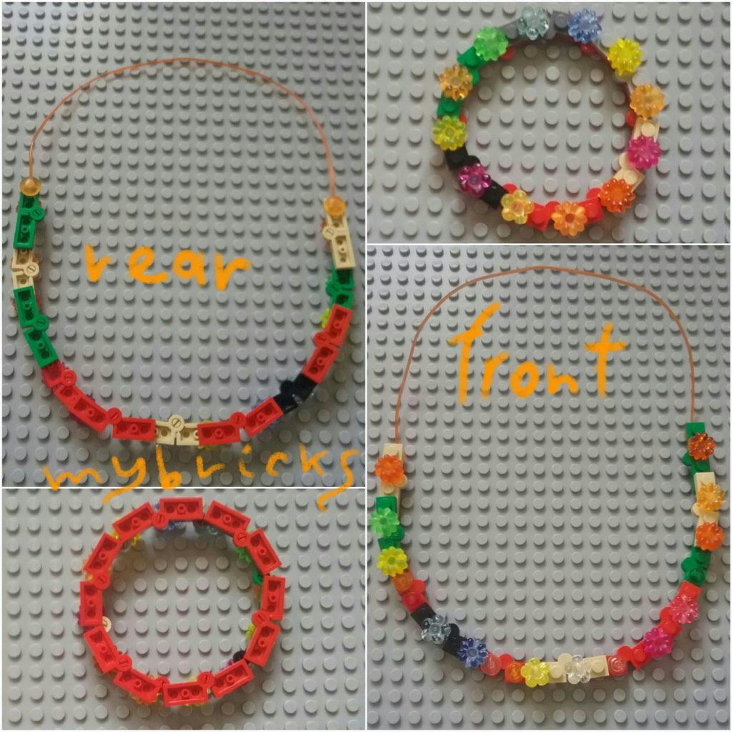 Lego Jewelry - Parure jewel