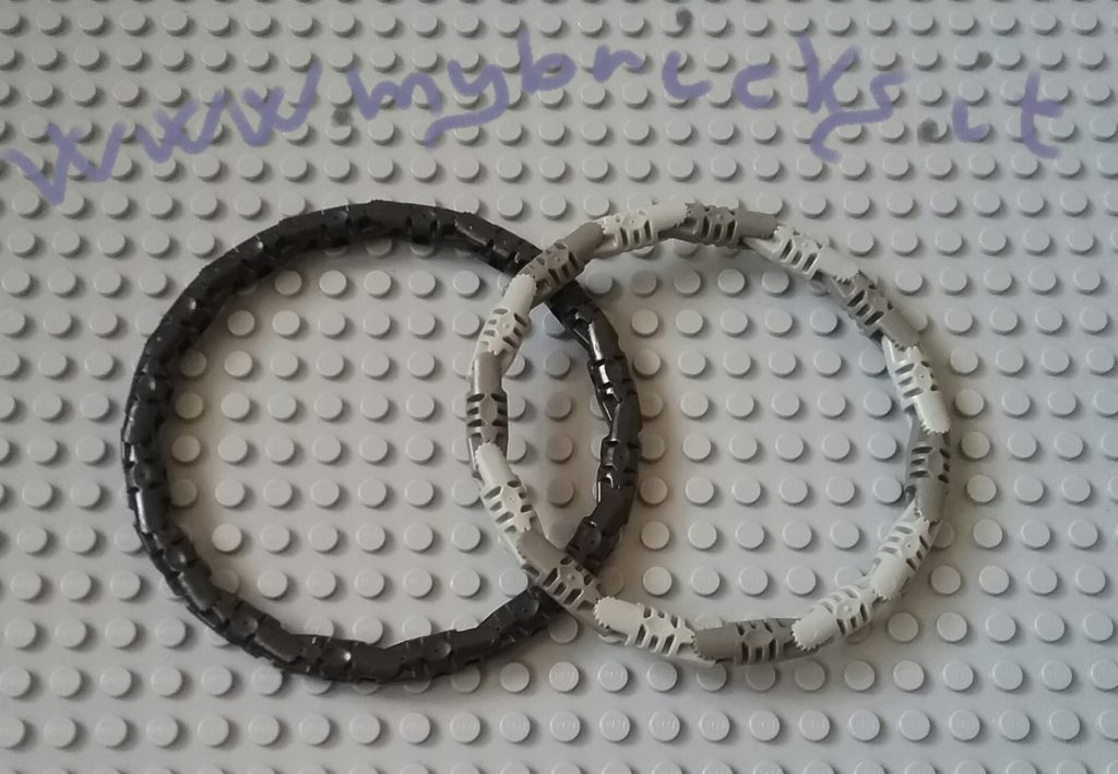 Lego Jewelry - Bracelet jewel - technic connectors