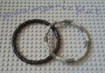 Lego Jewelry – Bracelet jewel – technic connectors