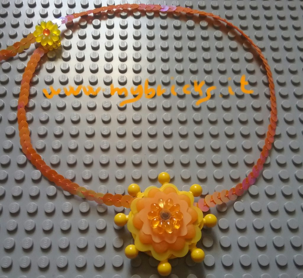 Lego Jewelry - Pendant Necklace
