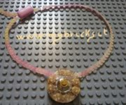 Lego Jewelry – Round Pendant Necklace