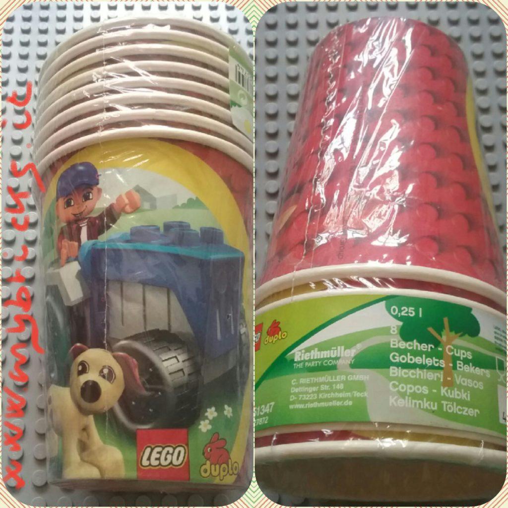 Lego 551347 - Duplo Cup