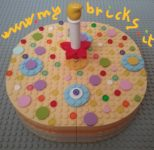 Lego Happy Birthday Smarties