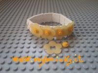 Lego Jewelry – Bracelet jewel – Flowers