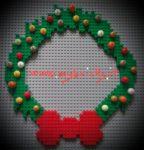 Lego Christmas Bow