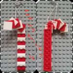 Lego Christmas Stick