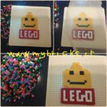Lego PYSSLA Beads
