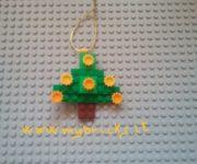Lego Christmas Pine